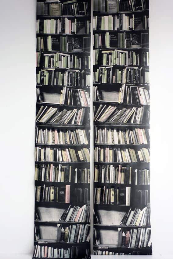Genuine Fake Bookshelf Sample Deborah Bowness