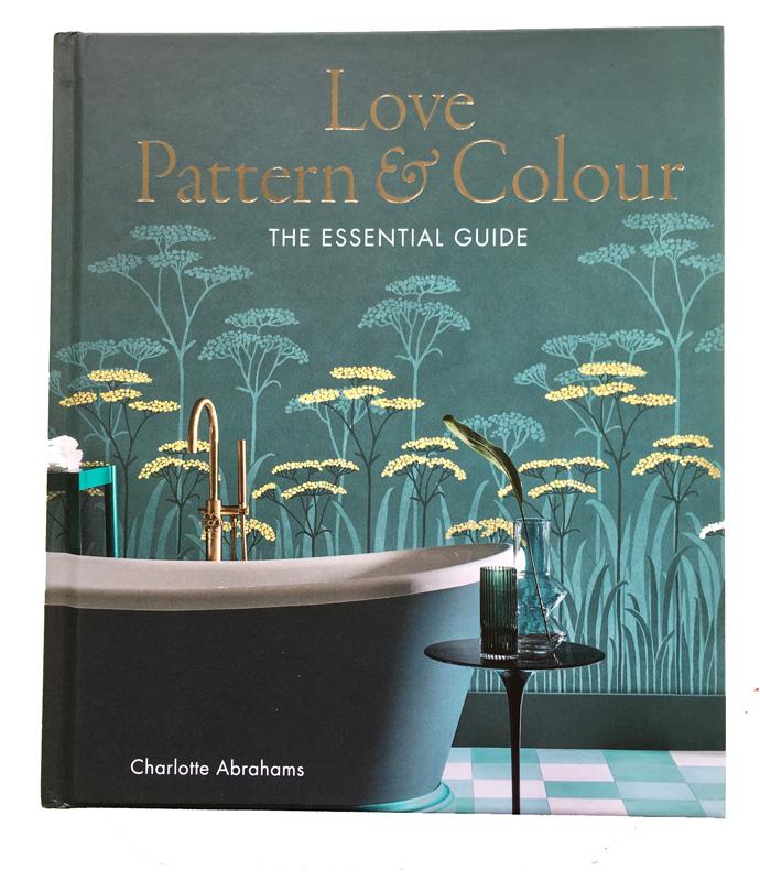 Book Cover Love Pattern colour essential guide